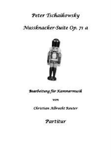 Все части: For 13 instruments by Петр Чайковский