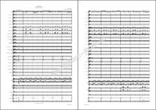 Концерт для фортепиано с оркестром соль мажор, M.83: Score, parts by Морис Равель