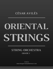Oriental Strings: Oriental Strings by Cesar Aviles