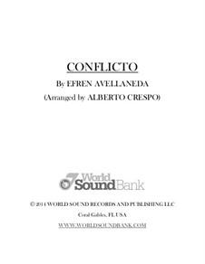Conflicto: Conflicto by Efren Avellaneda