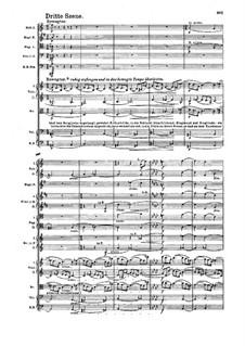 Валькирия, WWV 86b: Акт II, Третья сцена by Рихард Вагнер
