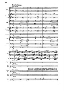 Валькирия, WWV 86b: Акт III, Вторая сцена by Рихард Вагнер