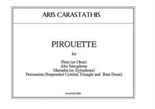 Pirouette: Pirouette by Aris Carastathis