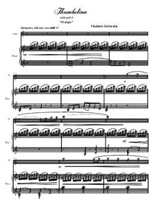 Дюймовочка: Для флейты и фортепиано by Владимир Солонский