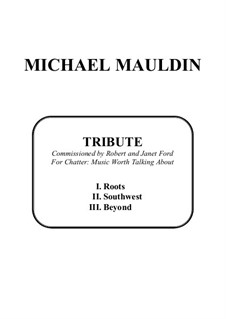 Tribute: Tribute by Michael Mauldin