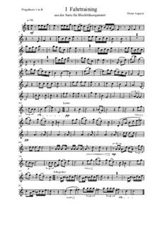 Suite für Blechbläserquintett, Op.136: Suite für Blechbläserquintett by Dieter Angerer