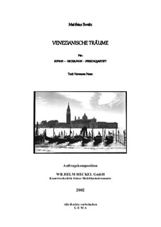 Venetian Dreams: Venetian Dreams by Matthias Bonitz