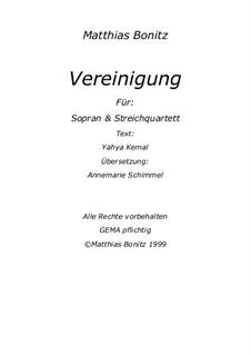 Vereinigung: Vereinigung by Matthias Bonitz