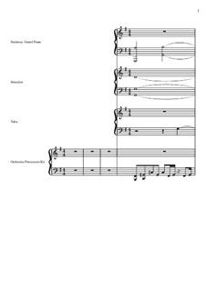 1000 und 1 Wort Partitur in G-Dur: 1000 und 1 Wort Partitur in G-Dur by Ralf Kaiser