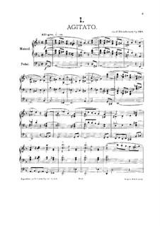 Соната для органа No.11, Op.148: Соната для органа No.11 by Йозеф Габриэль Райнбергер