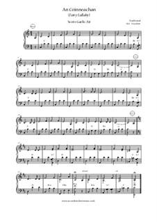 An Còinneachan / Màiri Bhàn Òg: No.1 An Còinneachan (Fairy Lullaby) by folklore
