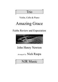 О, благодать: Для фортепианного трио by folklore