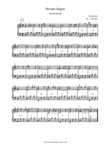 Dream Angus: Для аккордеона by folklore