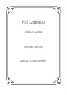 Мандолина, L.29: E Flat Major by Клод Дебюсси