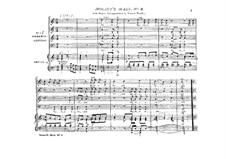Месса No.10 до мажор 'Credo', K.257: Для голосов и органа by Вольфганг Амадей Моцарт