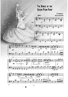 No.3 Танец феи Драже, для фортепиано: Для одного исполнителя by Петр Чайковский