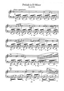 No.24 ре минор: Для фортепиано by Фредерик Шопен
