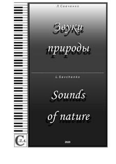 Альбом 'Звуки природы' инструментальные ансамбли: Сборник by Лариса Савченко