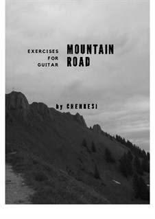 Mountain Road: Mountain Road by chenresi