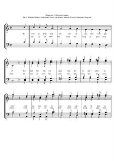 Winterreise, Nr.73-100, Op.23: Nr.77 Bevroren tranen by Werner Schneider-Wiegand