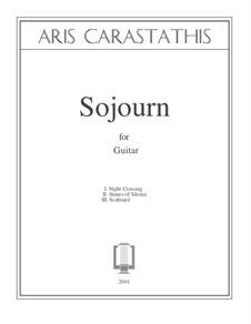 Sojourn: Sojourn by Aris Carastathis