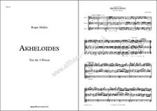 Akheloides: Akheloides by Roger Müller