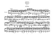 Бальные сцены, Op.109: Vollständiger Satz by Роберт Шуман