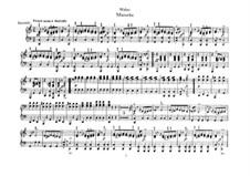 Шесть пьес для фортепиано в четыре руки, J.81-86 Op.10: Piece No.4 (Mazurka) by Карл Мария фон Вебер