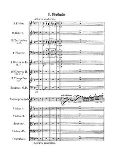 Концерт для скрипки с оркестром No.1 соль минор, Op.26: Партитура by Макс Брух