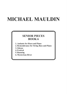 Senior Pieces: Written for My Students at Their High School Graduation: Book 6 by Michael Mauldin