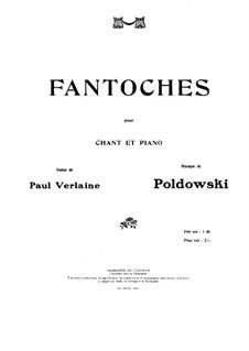 Fantoches: Fantoches by Poldowski