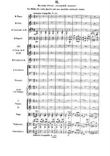 Симфония No.1 ми минор, Op.1: Часть II by Николай Римский-Корсаков