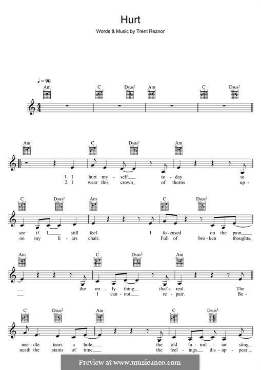 Hurt: Hurt by Johnny Cash