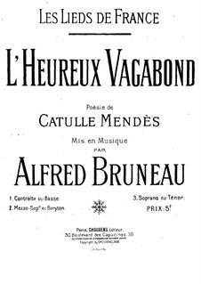 Heureux vagabond: Heureux vagabond by Альфред Брюно