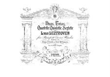 Струнные квартеты No.9-10, Op.59, 74: Струнные квартеты No.9-10 by Людвиг ван Бетховен