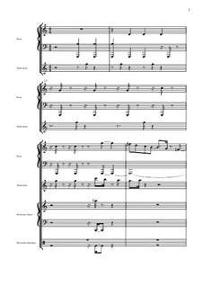 Elbenglück Symphony in C - Major Version 1 116bpm: Elbenglück Symphony in C - Major Version 1 116bpm by Ralf Kaiser