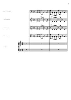 Der Satyr Symphony in A Minor Version 7 120 bpm: Der Satyr Symphony in A Minor Version 7 120 bpm by Ralf Kaiser