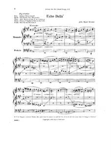Echo Bells: Echo Bells by John Hyatt Brewer