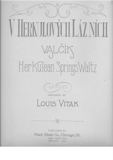 Herculean Springs Waltz (Piano): Herculean Springs Waltz (Piano) by folklore