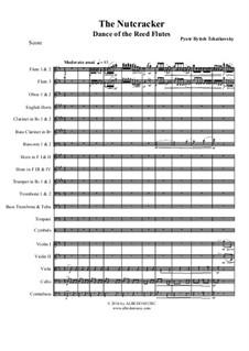 No.7 Танец пастушков: For full orchestra by Петр Чайковский