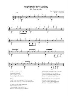 Highland Fairy Lullaby: Highland Fairy Lullaby by folklore