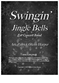 Jingle Bells: For concert band by James Lord Pierpont