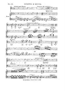 Роберт-Дьявол: No.13-17 by Джакомо Мейербер