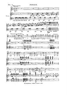 Роберт-Дьявол: No.4-7 by Джакомо Мейербер