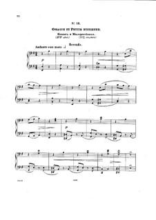 Костюмированный бал, Op.103: No.11-14 by Антон Рубинштейн