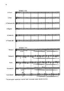 Allegro vivo, TH 165: Allegro vivo by Петр Чайковский
