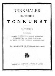 Singing Muse on the Pleisse: Сборник by Иоганн Сигизмунд Шольце