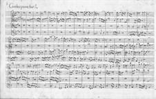 Искусство фуги, BWV 1080: Для струнных by Иоганн Себастьян Бах