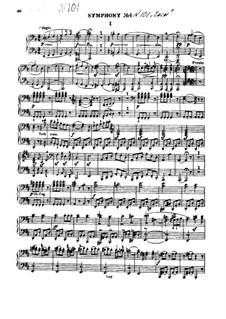 Симфония No.4: Симфония No.4 by Йозеф Гайдн