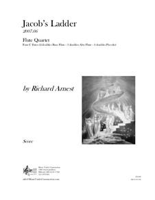Jacob's Ladder: Study score by Richard Arnest